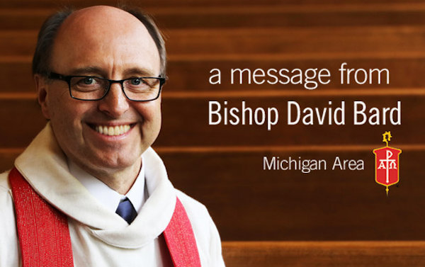 Message from Bishop Bard photo