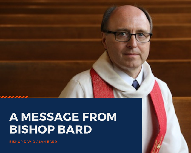 Bishop Bard Message