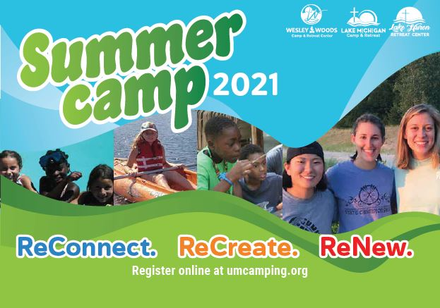Summer Camp is Waiting for You!